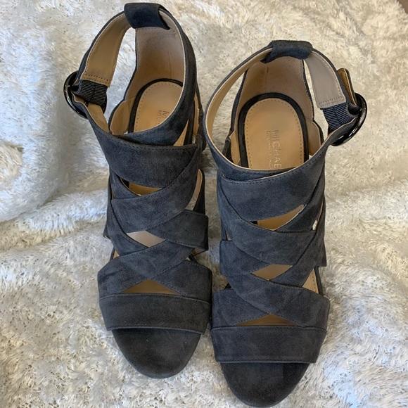 3fec754e5fe Michael Kors Strappy sandal grey